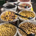 Olives stand in FM
